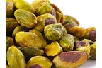 Roasted Pistachios (Unsalted, No Shell) - 1 pound bag