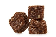 Organic Date Flax Energy Squares