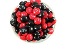 Red and Black M&Ms®