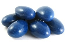 Jordan Almonds (Dark Blue)