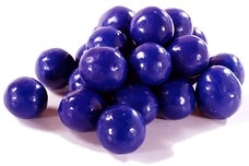 Pastel Milk Chocolate Blueberries