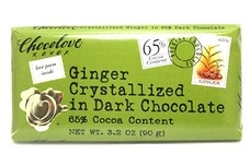 Chocolove Dark Chocolate Bar with Ginger