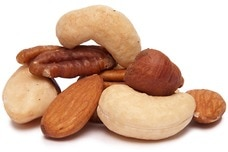 Raw Mixed Nuts (No Shell)
