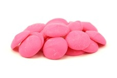 Pink Coating Wafers (Bright)