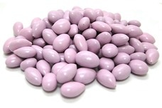 Chocolate Covered Sunflower Seeds (Pastel Pink)
