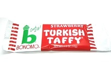 Strawberry Turkish Taffy