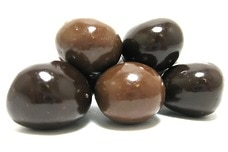 Milk and Dark Chocolate Sea Salt Caramel