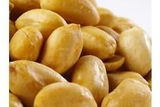 Dry Roasted Peanuts (Unsalted)