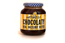 Chocolaty Hazelnut Butter