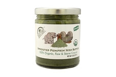 Organic Sprouted Pumpkin Seed Butter (Vegan)