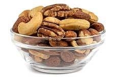 Roasted Mixed Nuts (50% Less Salt)