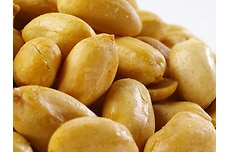 Roasted Super Jumbo Virginia Peanuts (Unsalted, No Shell)