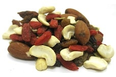 Mango Goji Fire Sprouted Trail Mix