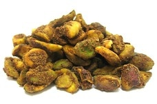 Sweet & Spicy Chipotle Pistachios