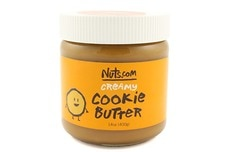 Creamy Cookie Butter