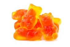 Gummy Filled Bears