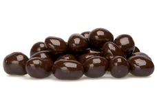 Dark Chocolate-Covered Soybeans