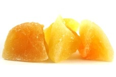 Dried Cantaloupe (Chunks)