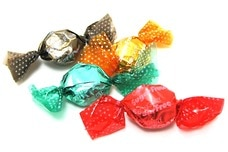 Assorted Chocolate Hard Candy (Sugar-Free)