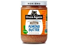 Almond Butter (Roasted, Smooth)