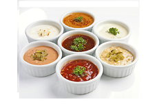 Condiments, Sauces and Marinades
