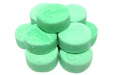 Spearmint Lozenges (Green)