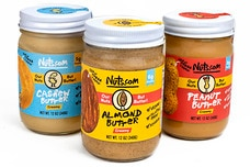 Link to Roasted & Smooth Nut Butters