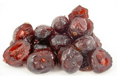 Blueberry Flavored Cranberries