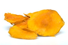 Dried Organic Mango