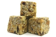 Organic Cranberry Apricot Energy Squares