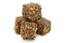 Organic Coconut Fig Superfood Energy Squares