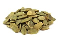 Organic Dry Roasted Pepitas (Unsalted, No Shell Pumpkin Seeds)