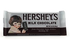 Nostalgic Hershey's Milk Chocolate Bar