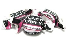 Black and Pink Candy