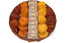 Column Dried Fruit Platter