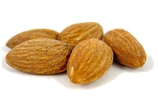 Dry Roasted Almonds (Salted)