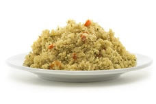 Couscous with Chives and Saffron