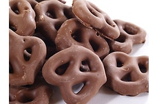 Chocolate Pretzels (Sugar-Free)