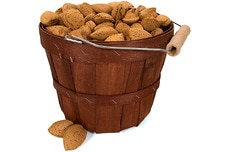 Bucket of Almonds