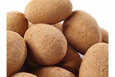 Organic Cocoa Dusted Almonds