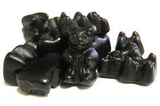 Licorice Bears (Sugar-Free)