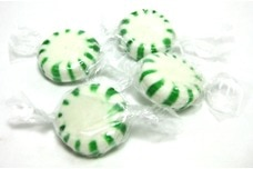 Green And White Candy