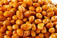 Roasted Soybeans (Unsalted, Whole)
