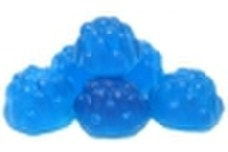 Blue Raspberry Flavored Candy