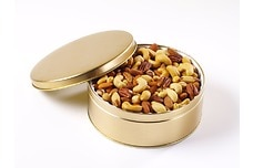 (gold tin)