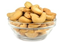 Roasted Cashews (50% Less Salt)