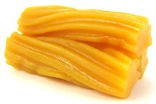 Vibrant Yellow Candy