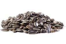 Roasted Sunflower Seeds (Unsalted, In S