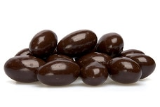 Organic Dark Chocolate Turbinado Sea Salt Almonds