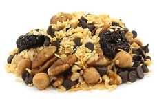 German Chocolate Cake Snack Mix